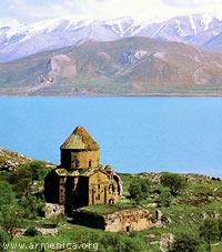Akhtamar Monastery
