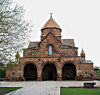 St. Gayane Church in Etchmiadzin