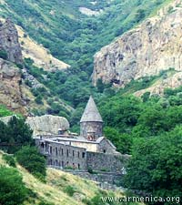 Geghard Monastery Architectural Complex