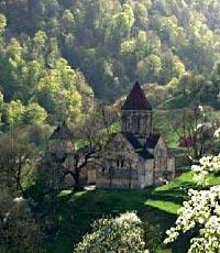 Haghartzin Monastery 10-13 c