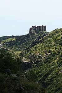 Ambert Castle